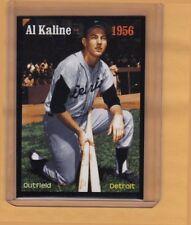 Al Kaline, '56 Detroit Tigers, AL Batting champ – serial numbered /500