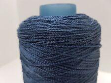 Wolle Garn Stricken&häkeln|bändchengarn Kone blau effektgarn 1kg strickwol bp17