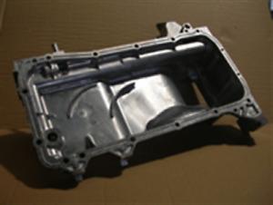 Nissan Navara D22 Upper Aluminium Oil Sump 2002-2007 YD25 Genuine
