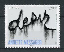 France 2018 MNH Annette Messager French Visual Artist 1v Set Art Stamps