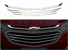6pcs ABS Front Center Grille frame Cover Trim For Chevrolet Equinox 2017 2018