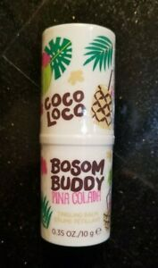 Pure Romance Bosom Buddy Tingling Balm ~ Pina Colada Flavor New Sealed! FastShip