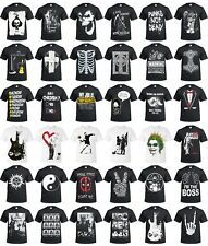 PUNK/METAL/ROCK/FUNNY/JOKES/CELTIC/TRIBAL/SKULL/STAR WAR/Darth Vader/T SHIRT/TOP
