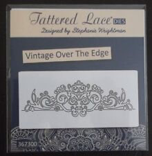 Tattered Lace Vintage over the edge Die