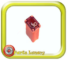 30 Amp Pink MJC Fusible Automotive Fuse Link FOR 2015 On Ford Ranger PXII PX2
