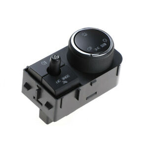 &+For Cadillac Escalade 2007-14 Headlight Instrument Switch Dimmer Dome 25858706