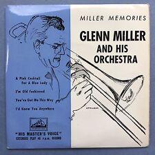 Glenn Miller & His Orchestra - Miller Memories EP - 7EG-8224 Ex+