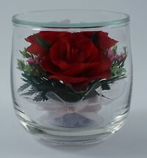 Red Roses Petit Bouquet Preserved to Last. Perfect for the Valentines Gift.