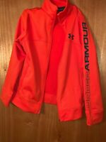 Under Armour Youth Boys' UA Pennant Warm Up Jacket 1281069 - Youth Size Small