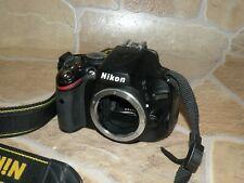 Nikon D5100 16.2 MP SLR-Digitalkamera  Gehäuse  / Body