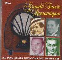 CD GRANDS SUCCÈS ROMANTIQUES Vol 3   2920