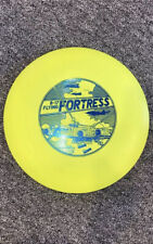 Rare Collectors Lightning B17 Flying Fortress Golf Disc