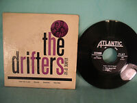 The Drifters, Fools Fall In Love/Adorable/Steamboat/Ruby Baby, Altantic 592, EP