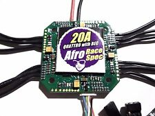 Afro Race Spec 4x20A Quattro 4 in 1 ESC Speed Controller for FPV 250 Quadcopter