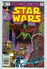 Star Wars #67 January 1983 F/Vf