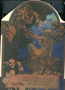 Maxfield Parrish Djer-Kiss advertisement Ladies Home Journal 1916 missprinted