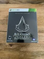 Assassin's Creed Brotherhood - Collector's Edition XBox 360 NEW SEALED INSURED