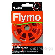 FLYMO Trimmer Strimmer Line Spool Feed Cord Revolution Power Multi Trim 20m