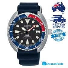 SEIKO PROSPEX SRPC41 SRPC41K1 PADI BOX Mini Turtle Mens Watch Rubber Strap