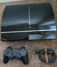 Sony PlayStation 3 Launch Edition 60GB backwards compatible Console working