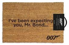 James Bond (I've Been Expecting You) Doormat  GP85190 DOOR MAT