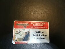 Papa Murphy's Discount Card Valid Nationwide at Papa Murphy's Take and Bake.