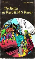 Mutiny H.M.S. Bounty William Bligh Pocket Classics Academic Industries 1984