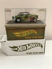2019 Hot Wheels - 55 Chevy Bel Air Gasser (WWII Flying Tigers) RLC IN HAND!