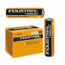 50 Batterie DURACELL AAA INDUSTRIAL  Pile Alkaline Batteria 1,5V LR03 Mini Stilo