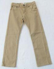 Levi's Boy's 513 Slim Straight Corduroy Khaki Dress Pants - Youth 18 Reg