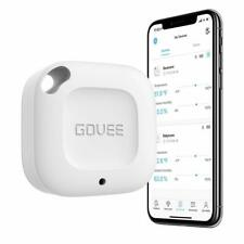 Govee Wireless Thermometer Hygrometer, Mini Bluetooth Humidity and Temperature S