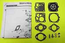Wacker   BS60-2i BS70-2i BS500 BS600 BS600H Tillotson Carb Repair Kit  New