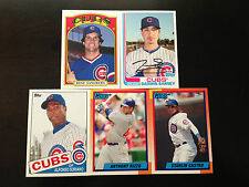 2013 Topps Archives Chicago Cubs Base Team set 5