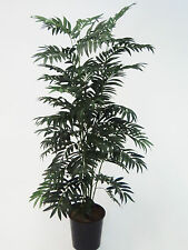 ARTIFICIAL BAMBOO PALM  150CM HIGH IMITATION PLASTIC PLANT