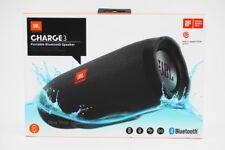 JBL Charge 3 schwarz - Bluetooth Lautsprecher / Portable Speaker - Neu & OVP