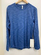 Lululemon Fresh Move Long Sleeve Nwt Small Shirt Dark Royal Blue Color