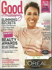 Good Housekeeping May 2014 Slimming Secrets/Robin Roberts/Laundry Room Makeover