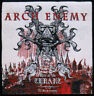 Arch Enemy Rise Of The Tyrant Woven Patch Official Death Metal Band Merch
