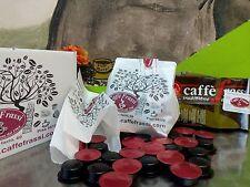 300 capsule CIALDE lavazza a modo mio BORBONE rossa compatibili di caffè Frassi