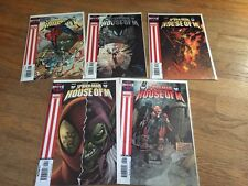 SPIDERMAN - THE HOUSE OF M #1,2,3,4,5 - ENTIRE SERIES! - NM