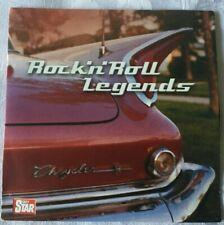 ROCK N ROLL LEGENDS DAILY STAR PROMO CD