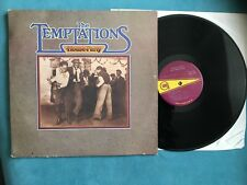 THE TEMPTATIONS 'House Party' - G6-973S1 - Vinyl Record - 1975,   EX