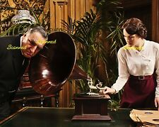 Michelle Dockery & Jim Carter  DOWNTON ABBEY Lady Mary & Mr Carson Picture #3494