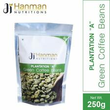 Hanman Nutritions Green Coffee Beans for weight management, 250 grams US