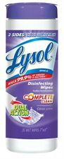 WIPE LYSOL DUAL ACT35CT