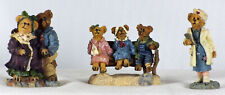 Boyds Bearly Built Accessories, Bearly Well Clinic - Stuff, #19508-1, New