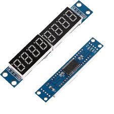 7 Segment Digital Tube Serial Display Module Raspberry Pi MAX7219 Arduino Board