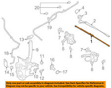 FORD OEM 13-18 Fusion-Wiper Blade DS7Z17528A