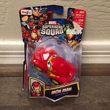 Maisto Marvel Super Hero Squad Iron Man Die Cast Car NEW SEALED