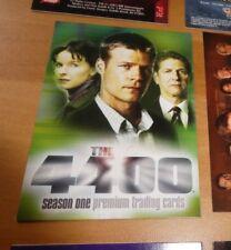 The 4400 Season 1 Promo Card P-1 CARTE MINT #01